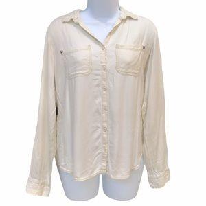 5/$25 BUNDLE Rubbish Long Sleeve Button Down Shirt